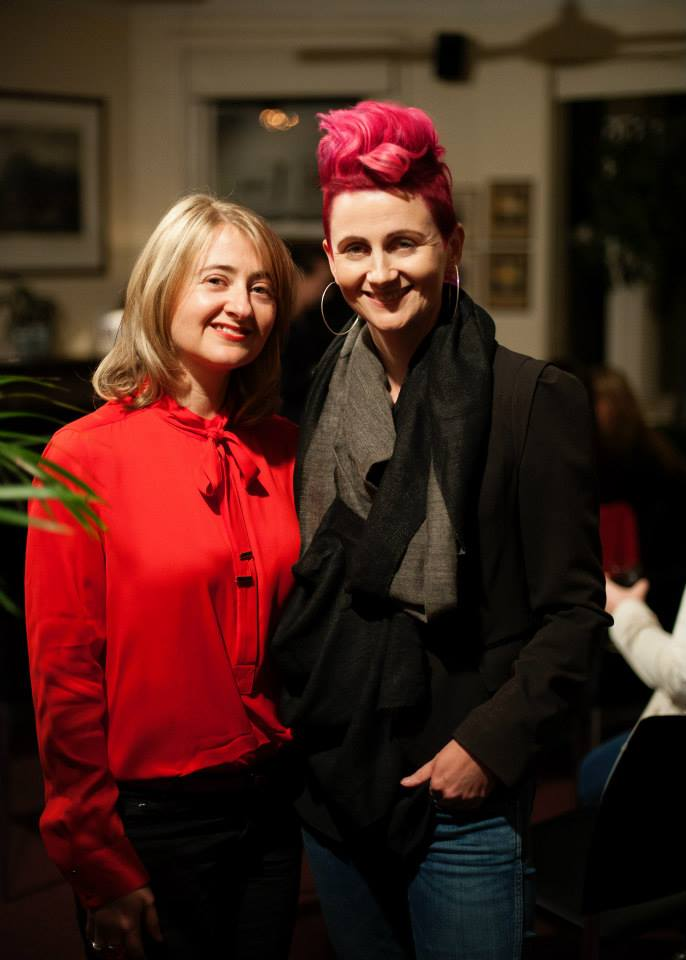 With Lucy Perry CEO, our featured mama presenter