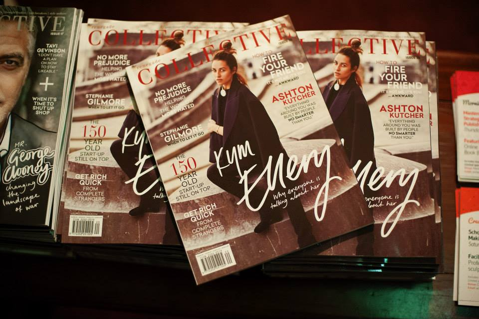 A HUGE thank you to Collective Hub, our fabulous event partners for this June event, 'Fearless Creative Communication', featuring Lucy Perry CEO. Each lucky mama who came along received a copy of this game changing and inspiring magazine.
