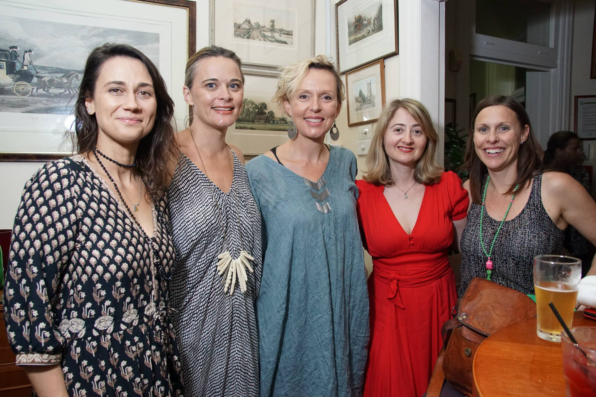 Some of the fabulously talented creative mamas who have been involved right from the start of this wonderful community