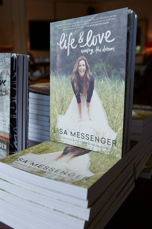 'Love & Life', the second book released this year by Lisa Messenger, our delightful guest speaker