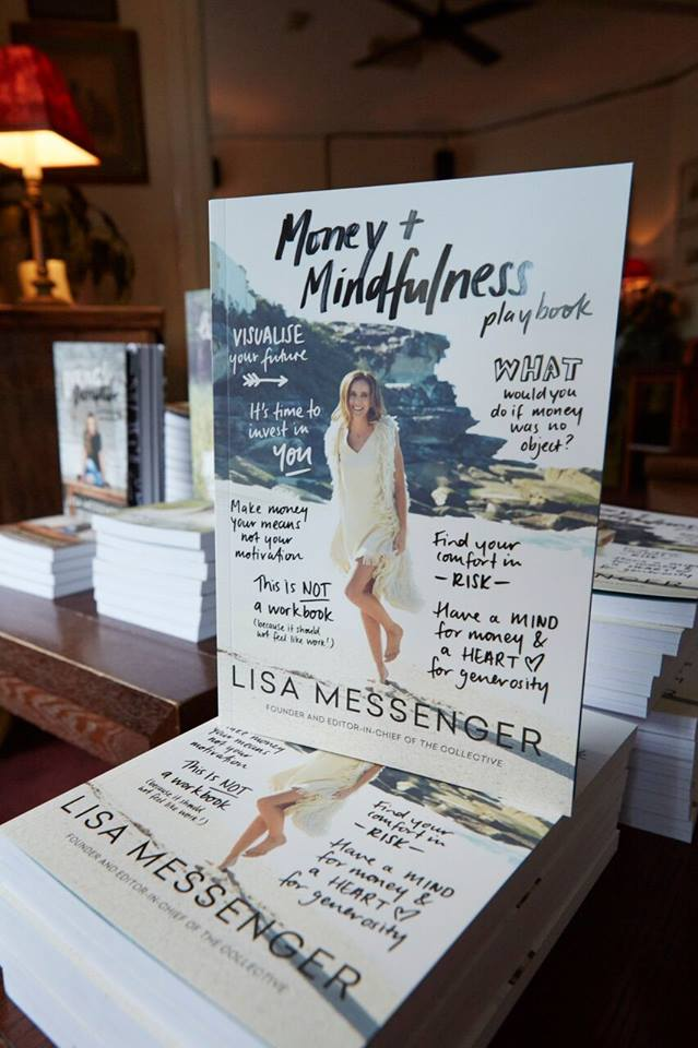 If you love 'Money + Mindfulness', the latest book by Lisa Messenger, you must get the playbook!