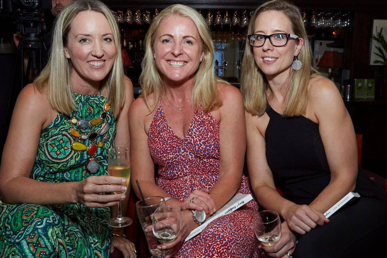 A trio of talented creative mamas