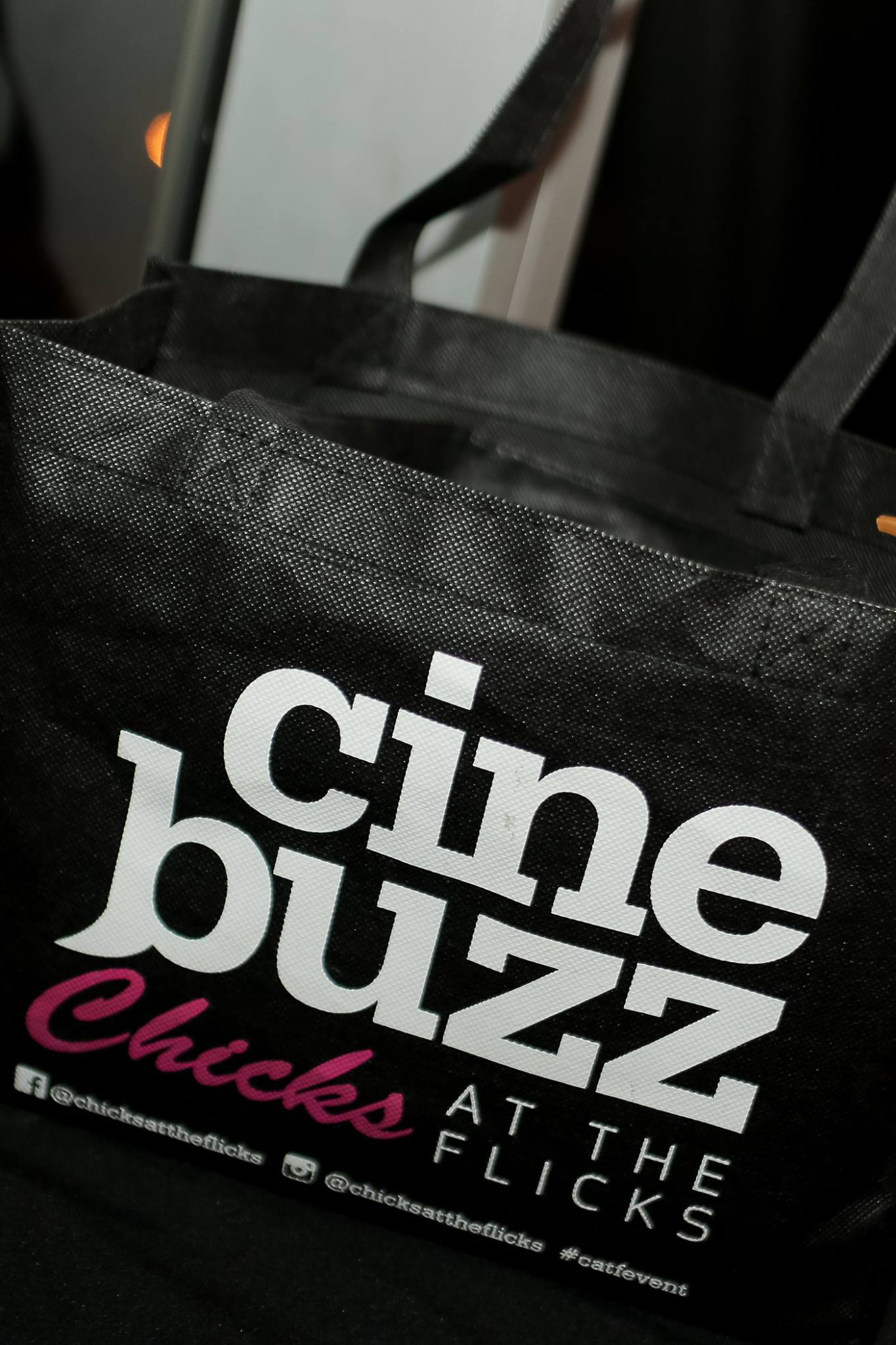 Thank you to our event partners Event Cinemas Bondi Junction who also generously donated 2 x 'Chicks at the Flicks' goodie bags and tickets to our charity raffle for PANDA. Their next Chick movie, 'My Big Fat Greek Wedding 2' is showing on Wednesday 23 March.
