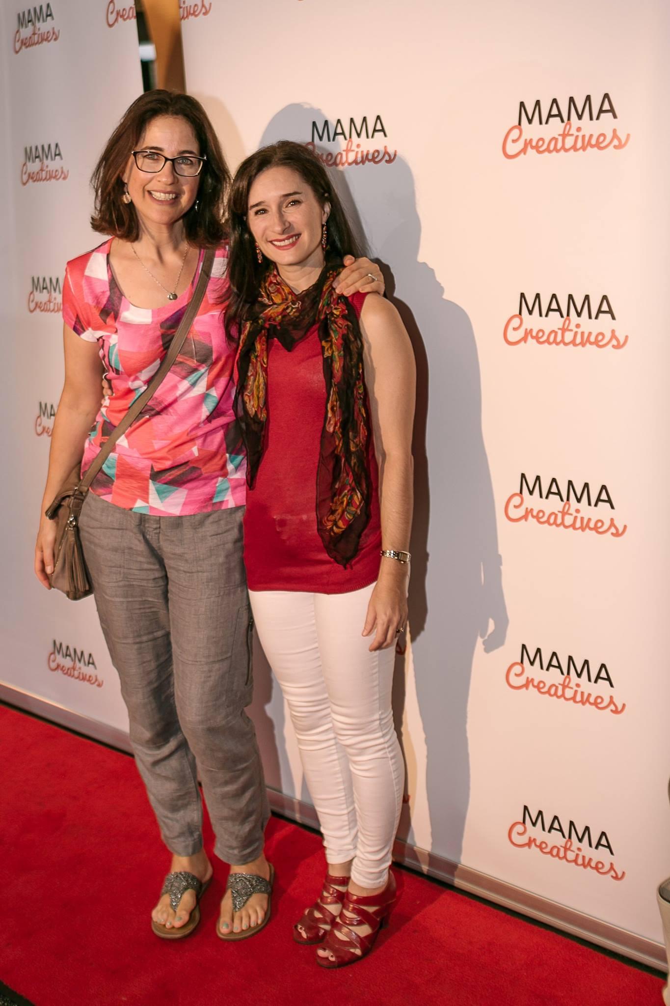 Gorgeous mamas