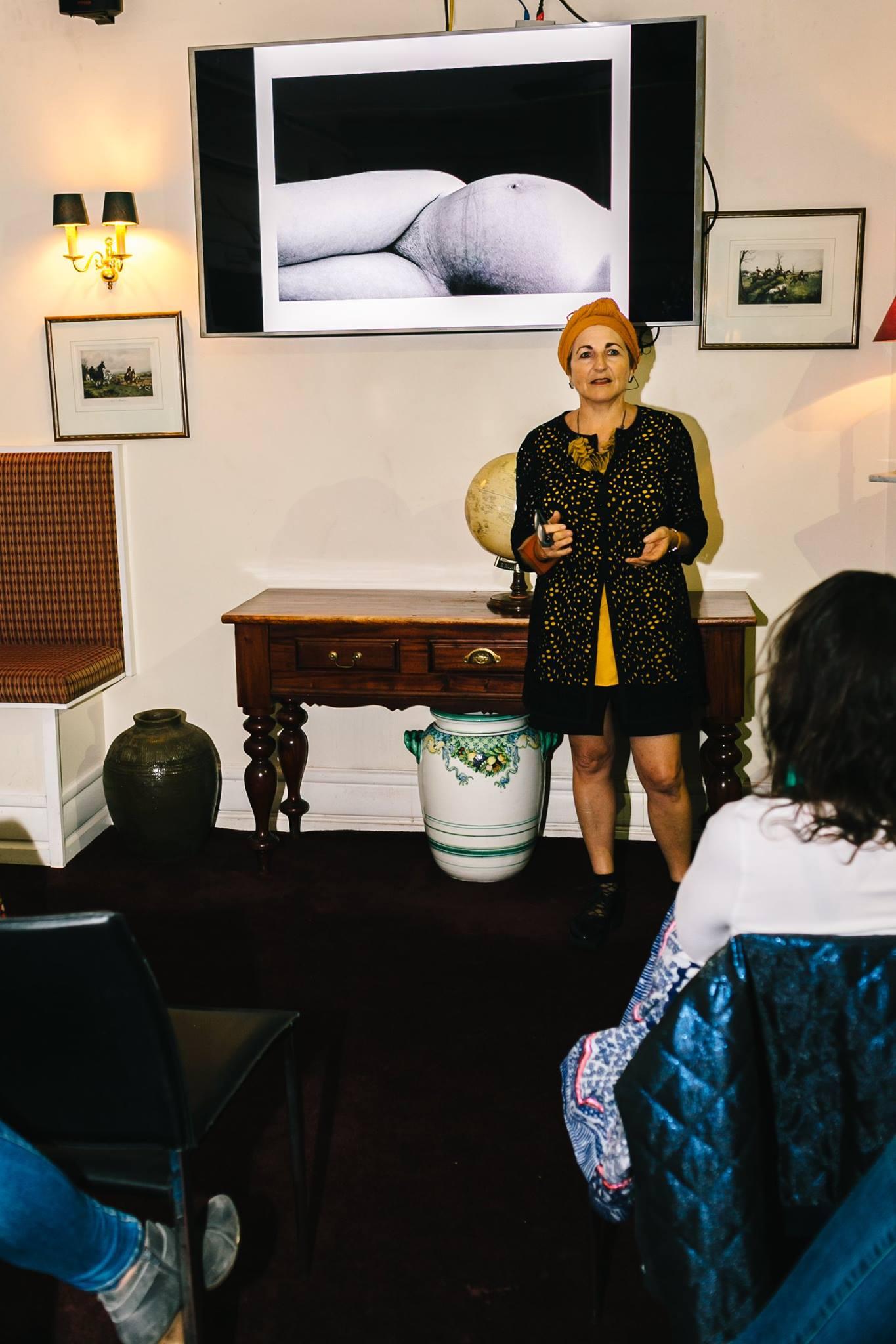 Creative Mama Evening Talk, 'Body Bold Body Beautiful'