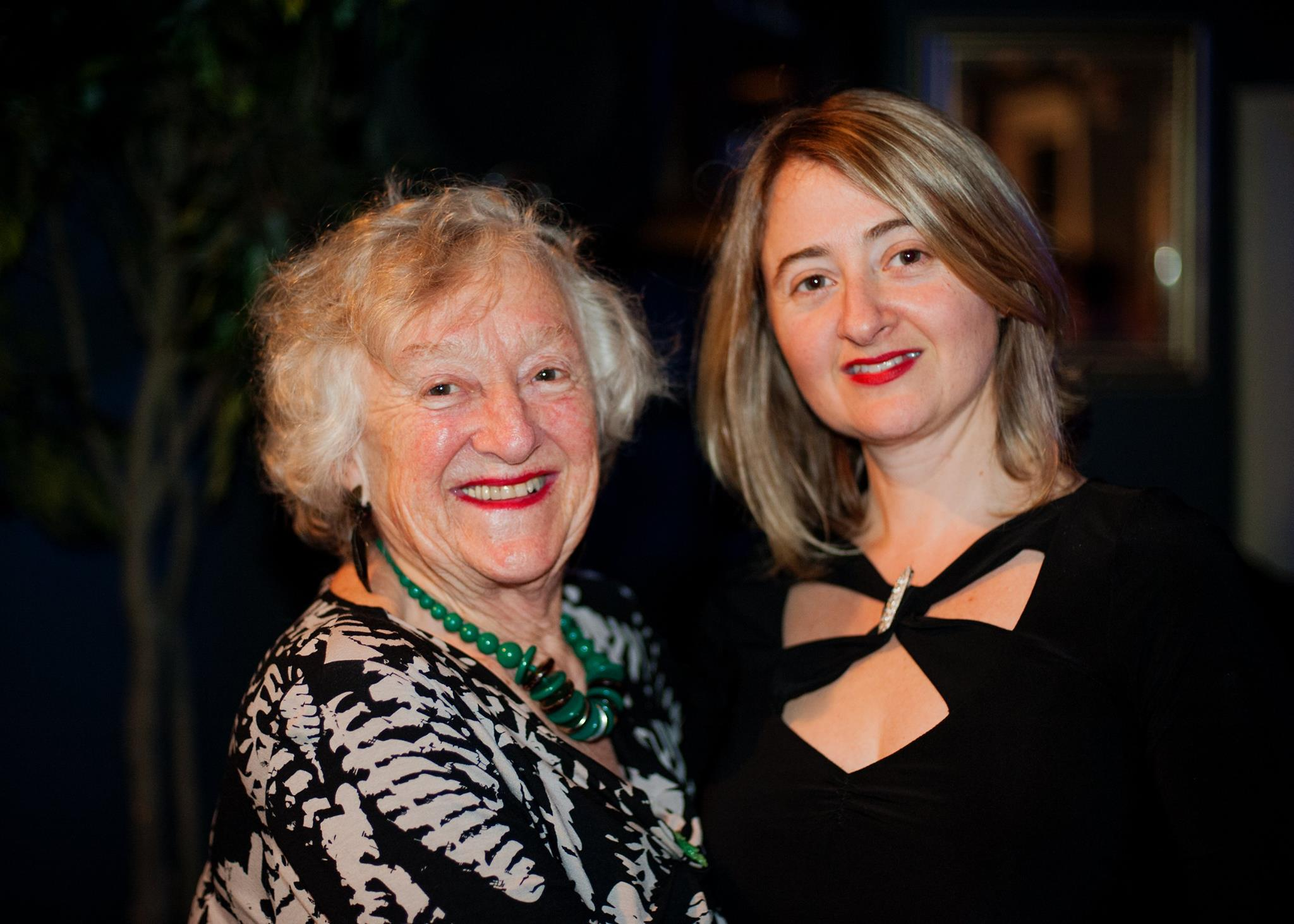 And happy Mother's Day to the original creative mama, my dear mother Bev, who recenlty turned 80, and as usual is my biggest support and the last mama standing!