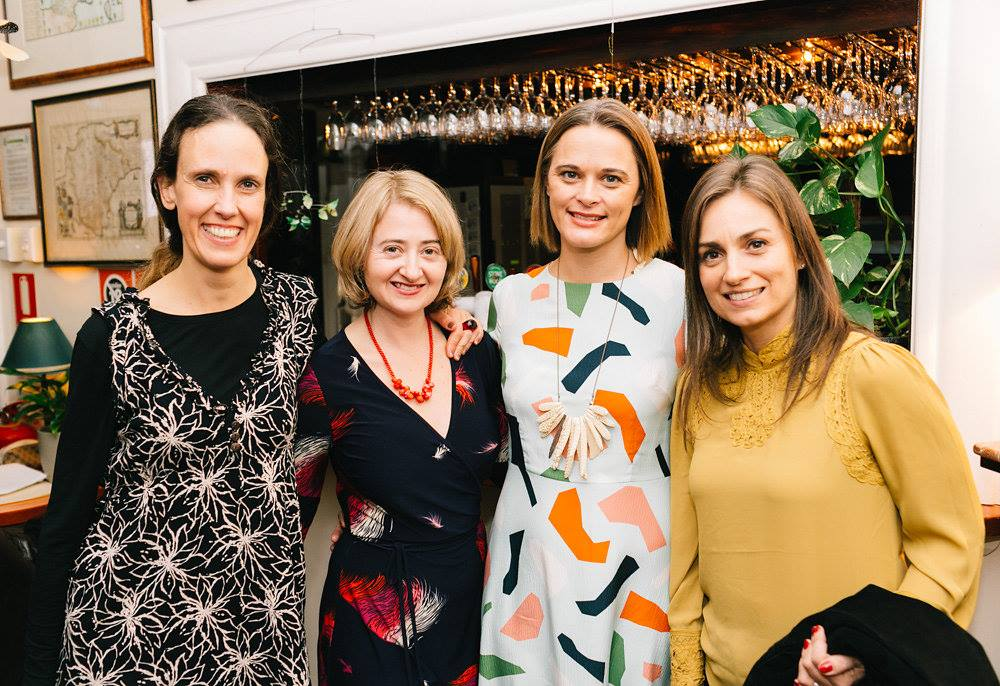 With some of the fabulous creative mamas who attended our very first Mama Creatives talk 3 years ago, where Jade Oakley Artist first shared her story and exquisite body of work. We started out as a group of just 7 creative mamas!