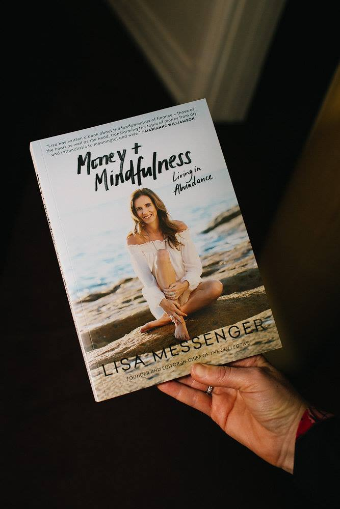 Mama Creatives just celebrated our third birthday so we had some special giveaways, including this fabulous book, 'Money & Mindfulness' by Lisa Messenger founder of Collective Hub.