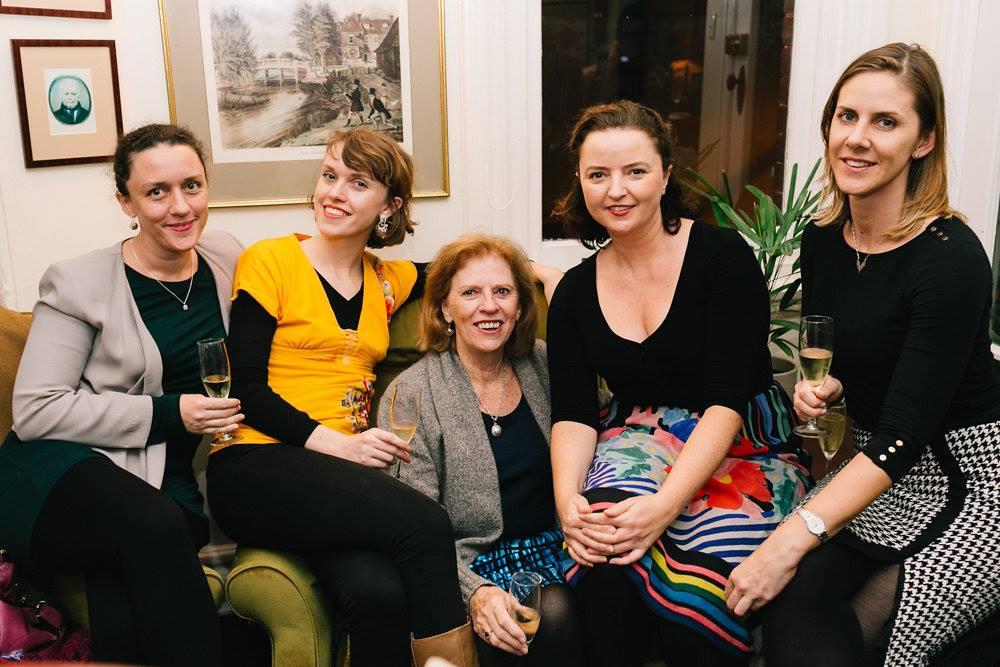 Creative Mamas, at the June Mama Creatives evening talk