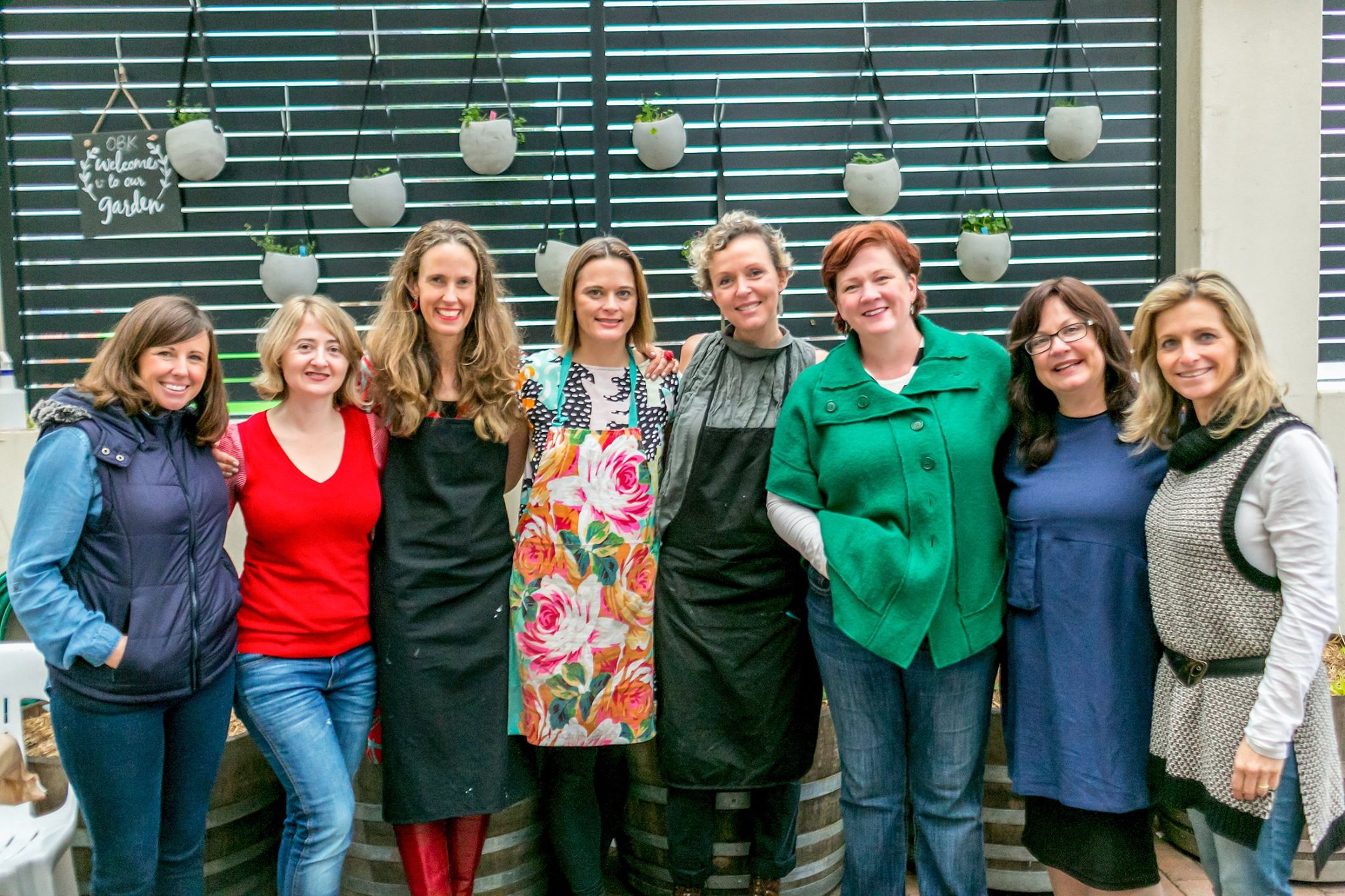 A massive thank you from Mama Creatives, Our Big Kitchen and Mary's House - to all the generous volunteers who helped make our first Creative Family Volunteer Day such a success!