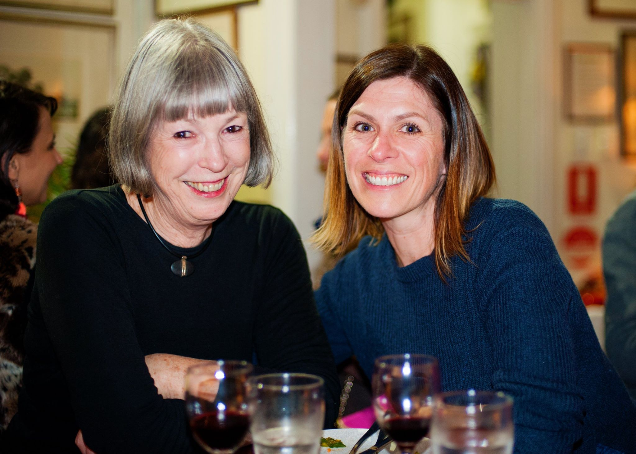 Creative mother/daughter Anthea and Danielle Boesenberg