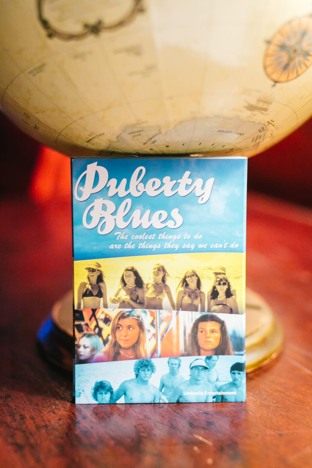A ticket to see a charity screening of Puberty Blues NEXT Thursday 21 October at the Randwick Ritz, one of the prizes for our 'In the Pink' raffle, courtesy of Sunrise Cambodia.