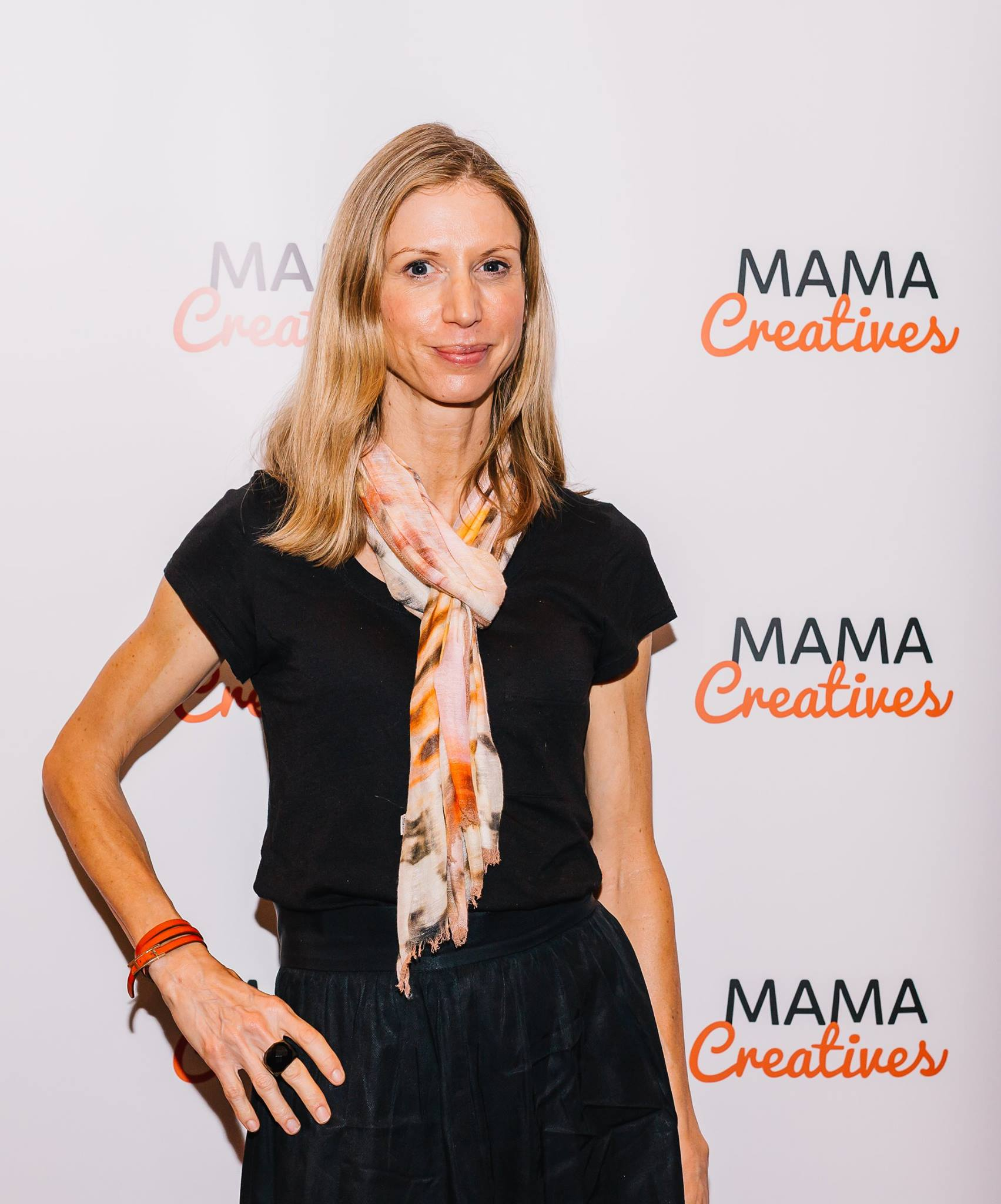 The gorgeous and talented creative mama, Noémi Wood.