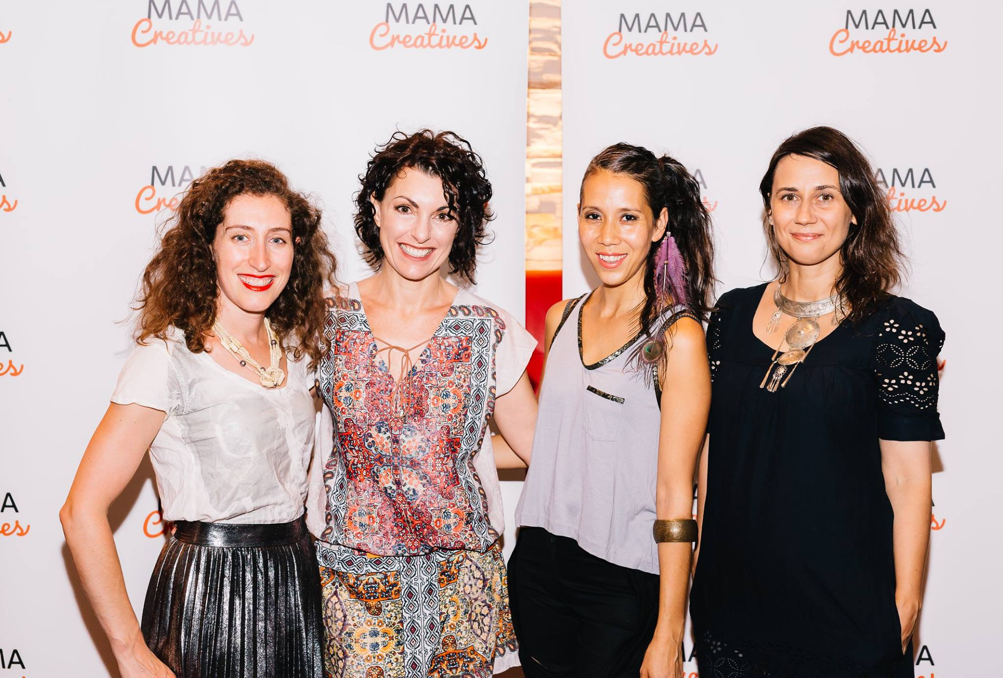 The stylish, fabulous and very talented creative mamas.