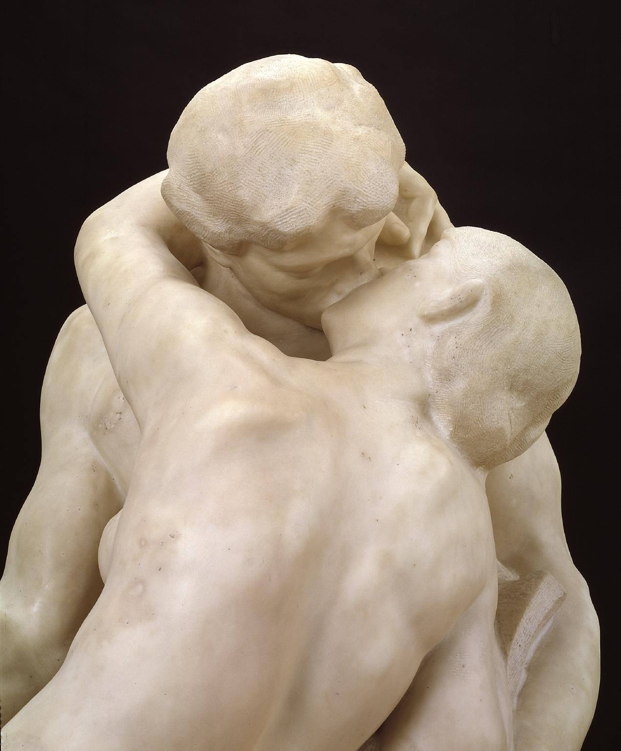 The Kiss 1901-4 Auguste Rodin 1840-1917 Purchased with assistance from the Art Fund and public contributions 1953 http — at Aacta Bar.