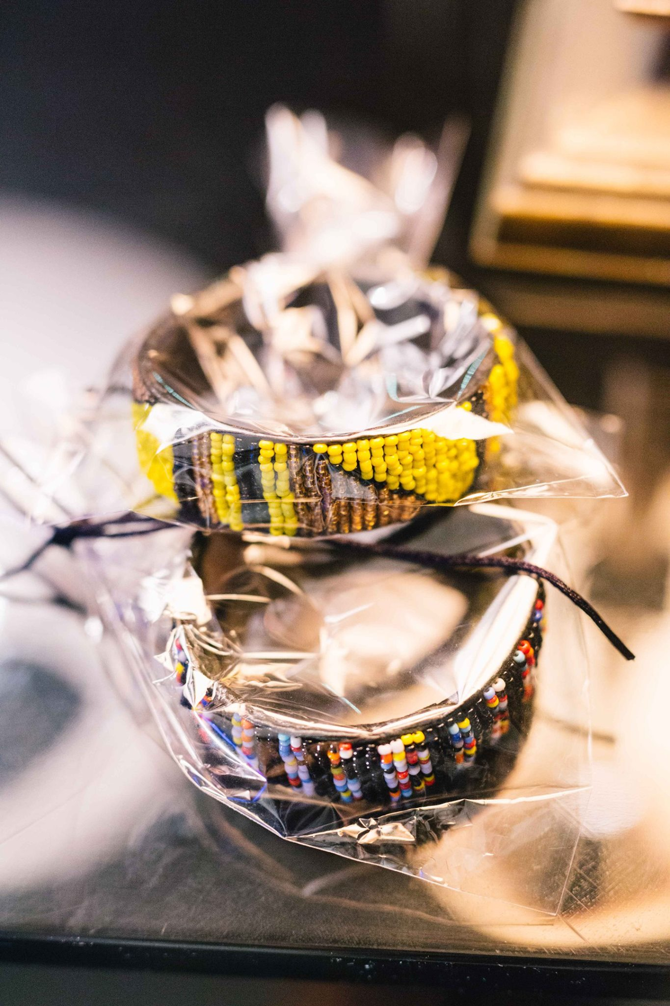 Special bonus giveaways at our Expert Panel evening, gorgeous bracelets from One Horizon Jewellery — with Mel Zanello