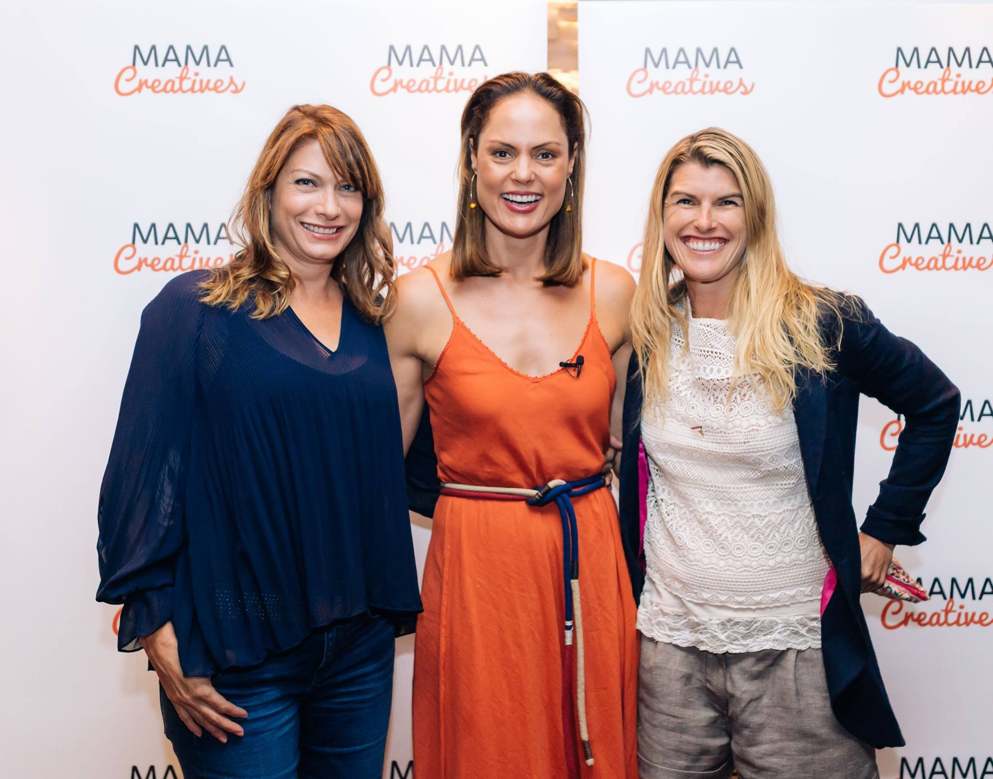 Trio of fabulous creative mamas as we celebrated Mother's Day with our special guest Zoe Bingley-Pullin