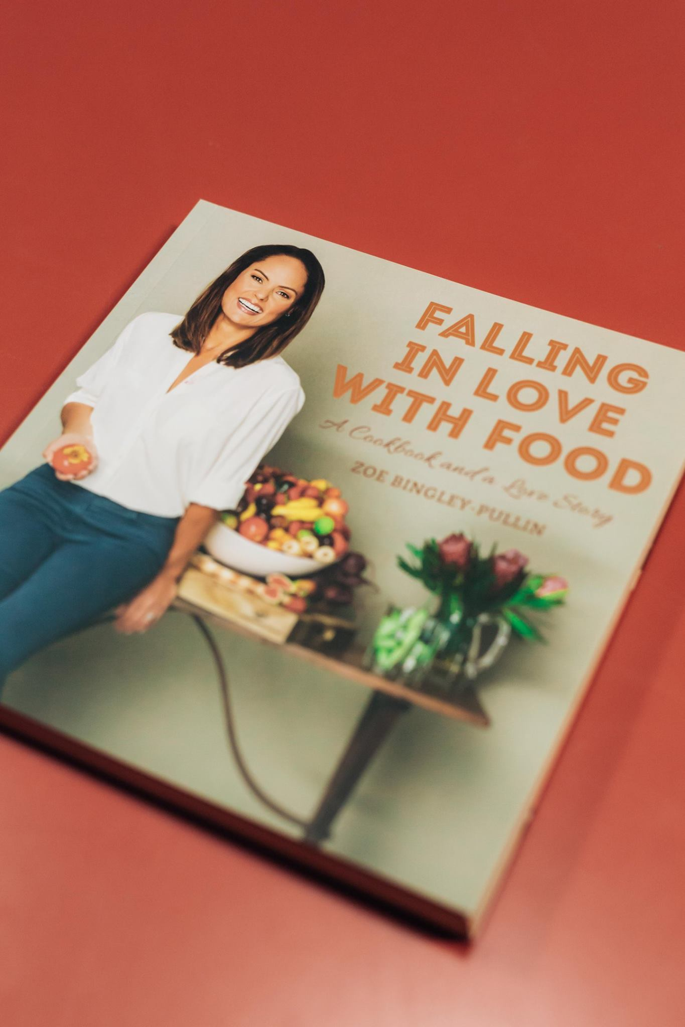 Every mama who came along to our Mama Creatives Mother's Day Celebration with Zoe Bingley-Pullin received a copy of Zoe's latest cookbook, 'Falling in Love with Food'. Zoe has now created an online program of the same name, super easy and fun, check it out: http://www.fallinginlovewithfood.com/