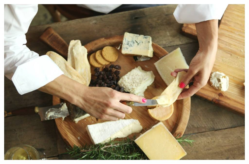 Massive thank you to Claudia McIntosh Bowman for generously giving away TWO incredible cheese experiences at Cockatoo Island, courtesy of McIntosh & Bowman Cheesemongers.