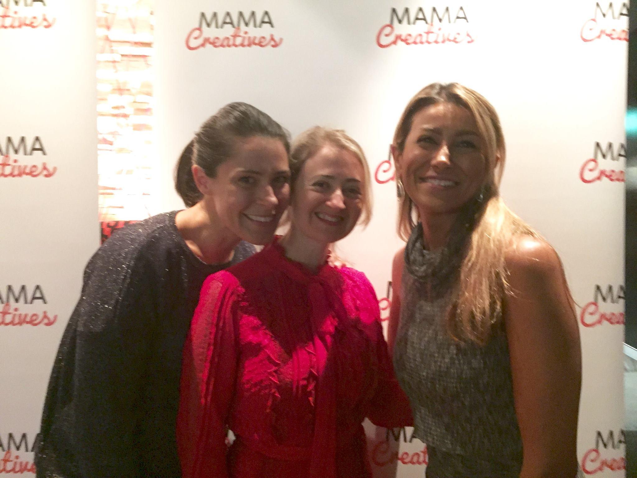 With two sensational creative mamas, Claudia McIntosh Bowman, founder of McIntosh & Bowman Cheesemongers and weaver and masterful storyteller, Nazanin Sabzpoori.