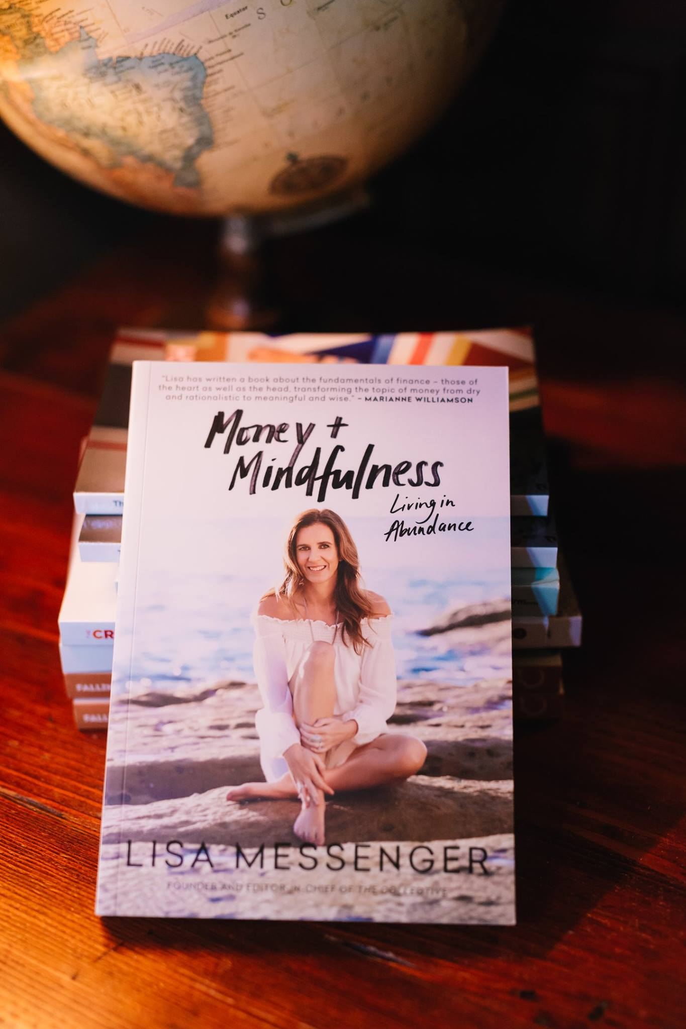 We have lots of fabulous giveaways at our events including a copy of this excellent book 'Money & Mindfulness' by Lisa Messenger, founder of Collective Hub, who spoke at our first Mama Creatives Christmas Bash. This book is full of wisdom, perfect for creatives.   http://collectivehub.com/product/money-mindfulness/