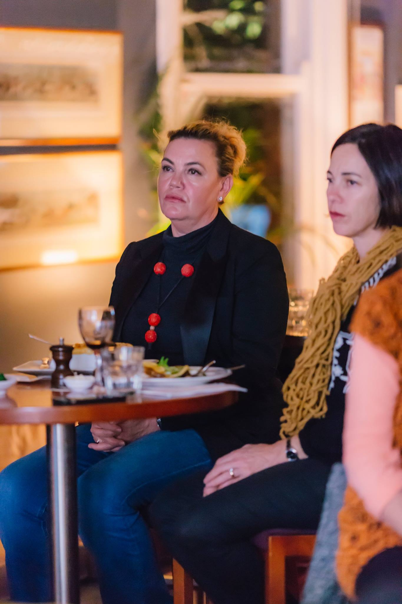 Captivated, at our Creative Mama Evening Talk.