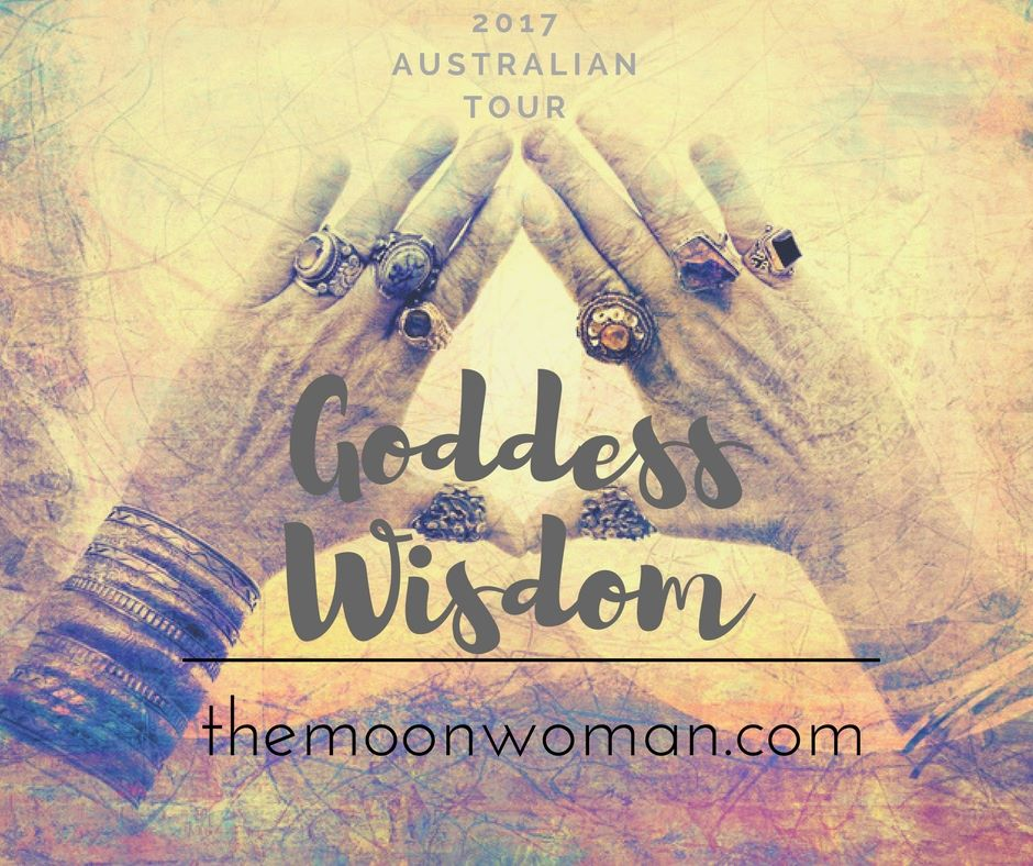 Thank you to Red Tent Australia, for gifting us a double pass for the Goddess Wisdom TOUR with Tanishka- Sydney, on 1 September.