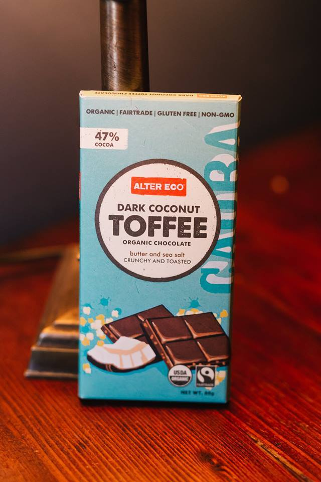 With massive thanks to our friends at Alter Eco Pacific who make the best organic fair trade chocolate on the planet.