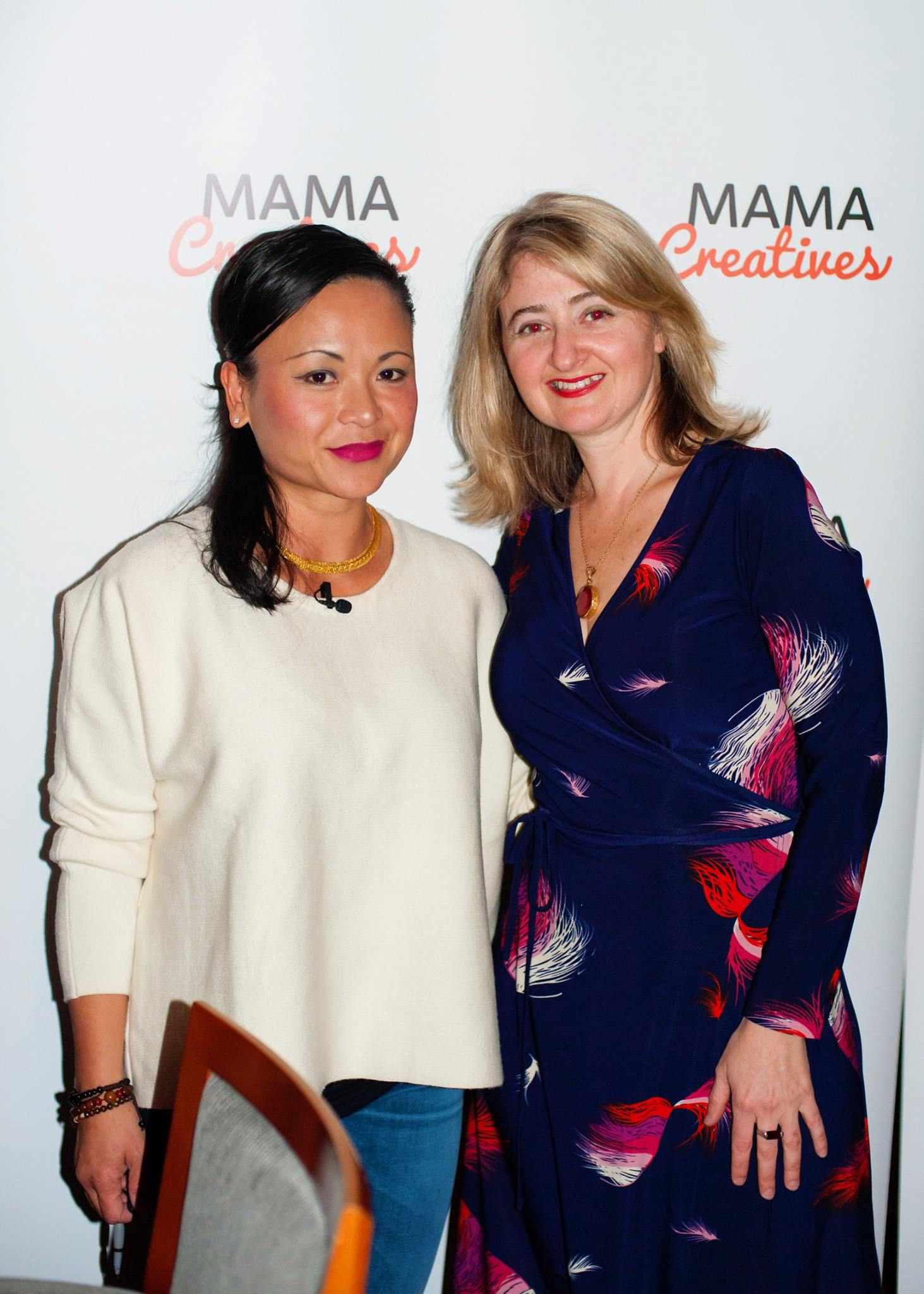 Honoured to host the fabulously thought provoking Pauline Nguyen Speaks, writer, restauranteur, spiritual entrepreneur & mentor. who wowed a roomful of creative mamas at our recent Mama Creatives Evening Talk.