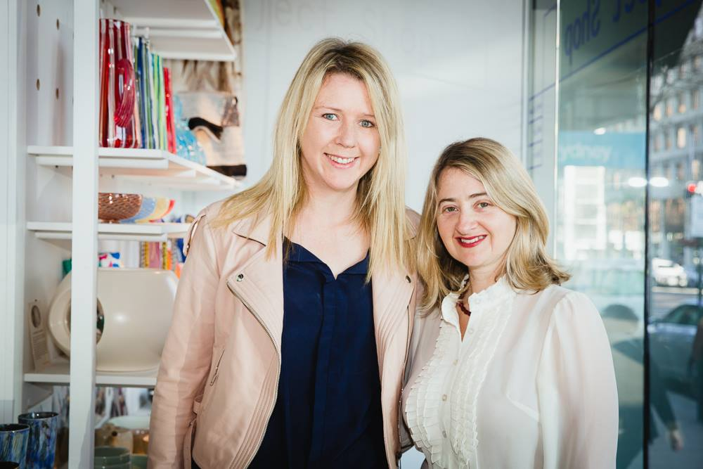 With the fabulous Angela Priestley, journalist, editor & publisher, Women's Agenda at our Mama Creatives Masterclass, 'How to win at PR, pitching & the media on your terms'.