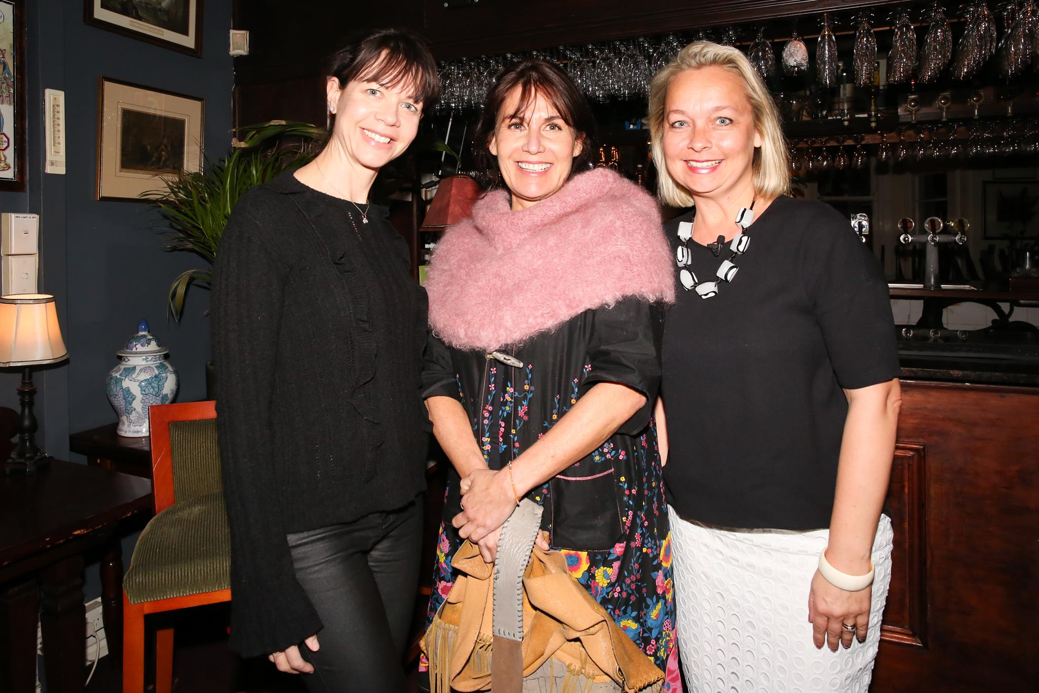Fabulous creative mamas with featured evening presenter, Emma Veiga-Malta, artist & founder Bespoke Backdrops, who shared her epic story, 'A Creative Journey - From Fabulous to Fear & Back Again'.
