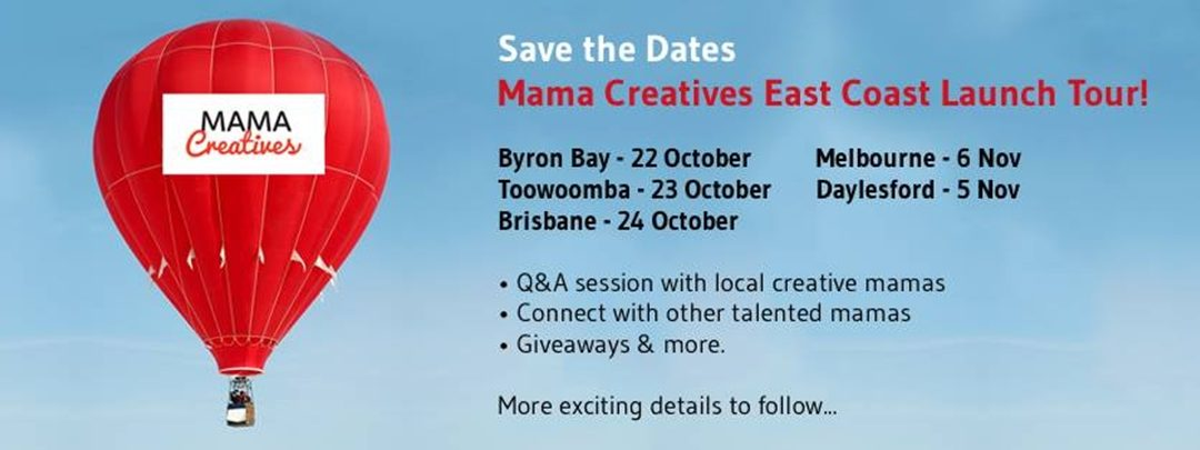 East Coast Launch Tour: October