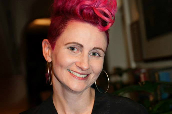 The formidable Lucy Perry CEO, our featured mama presenter at our Mama Creatives June event, 'Fearless Creative Communication'.