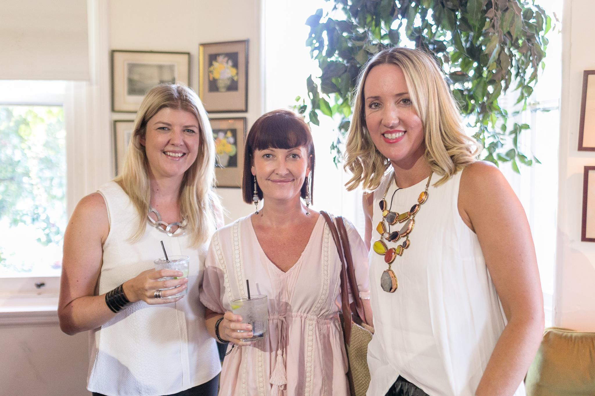 Creative mamas chatting with uberkate founder Kate Sutton