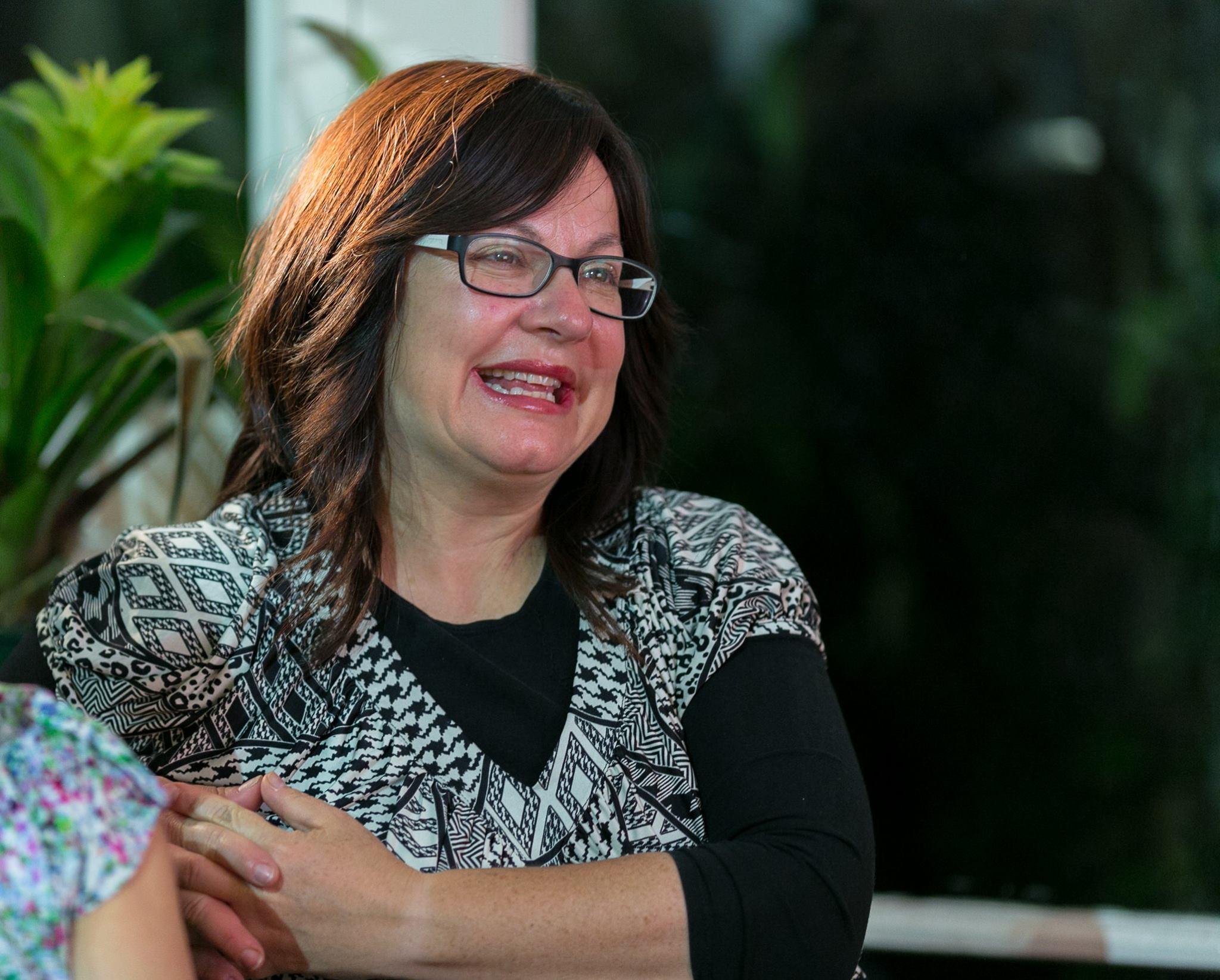 Creative entrepreneur Laya Slavin loving the inspiration