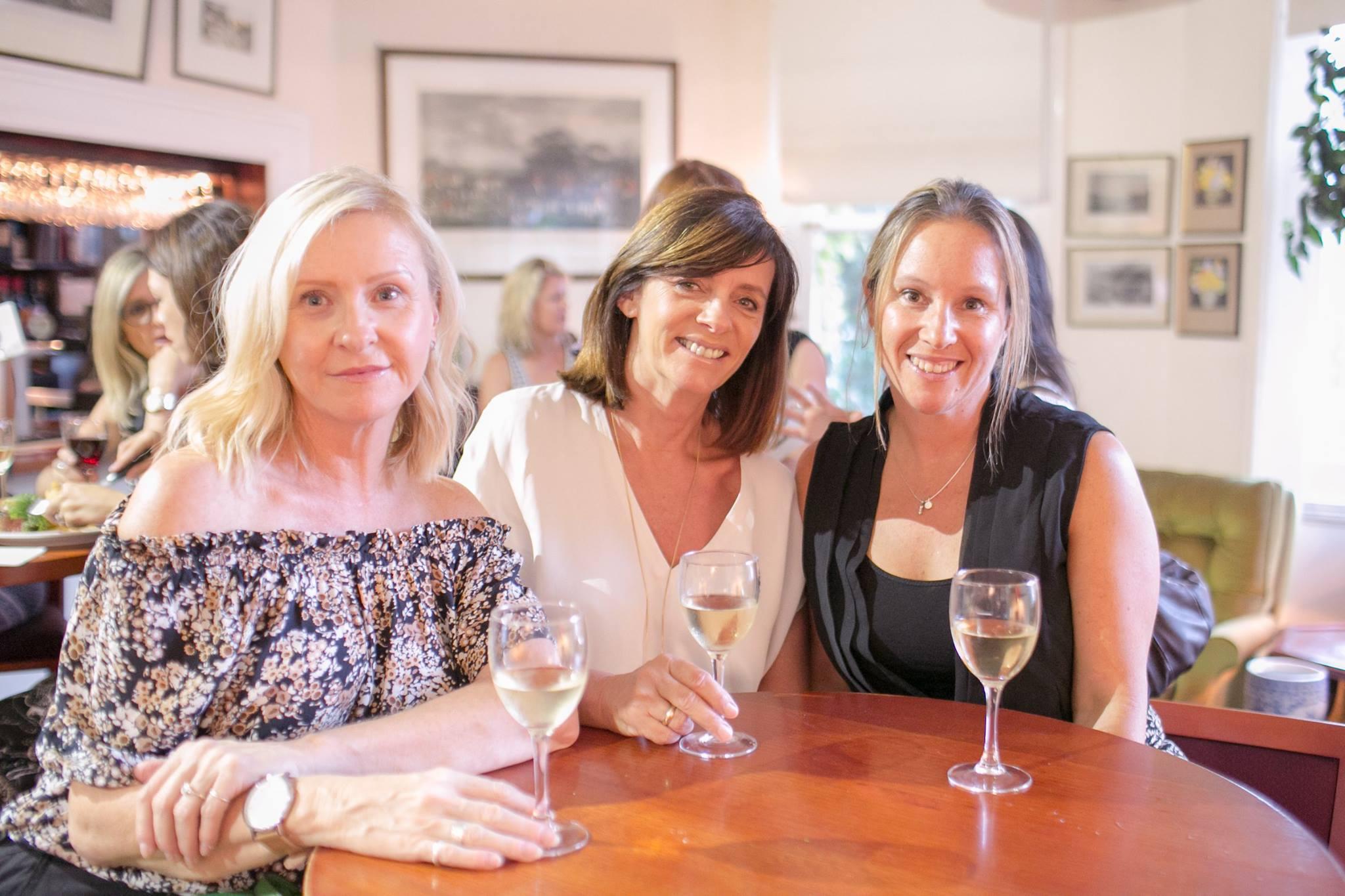 Three talented creative mamas