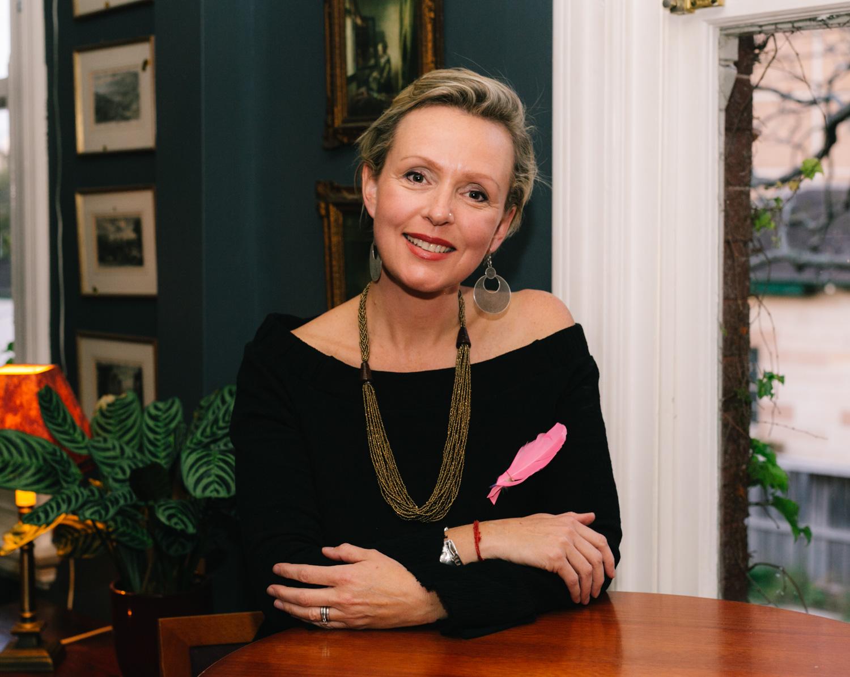 Louise Trevitt, creative mama presenting 'Creativity and the Art of Healing'