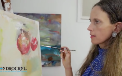 Painting Series with artist Yaeli Ohana
