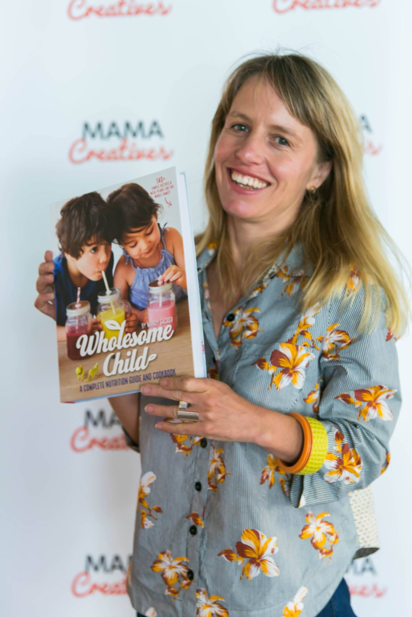 Congratulations to our lucky winner of this incredible book, 'Wholesome Child' donated by Mandy Sacher founder & author at Wholesome Child, for our Creative Mama Workshop in support of PANDA Awareness Week.   More details here: https://www.wholesomechild.com.au/mandys-book/